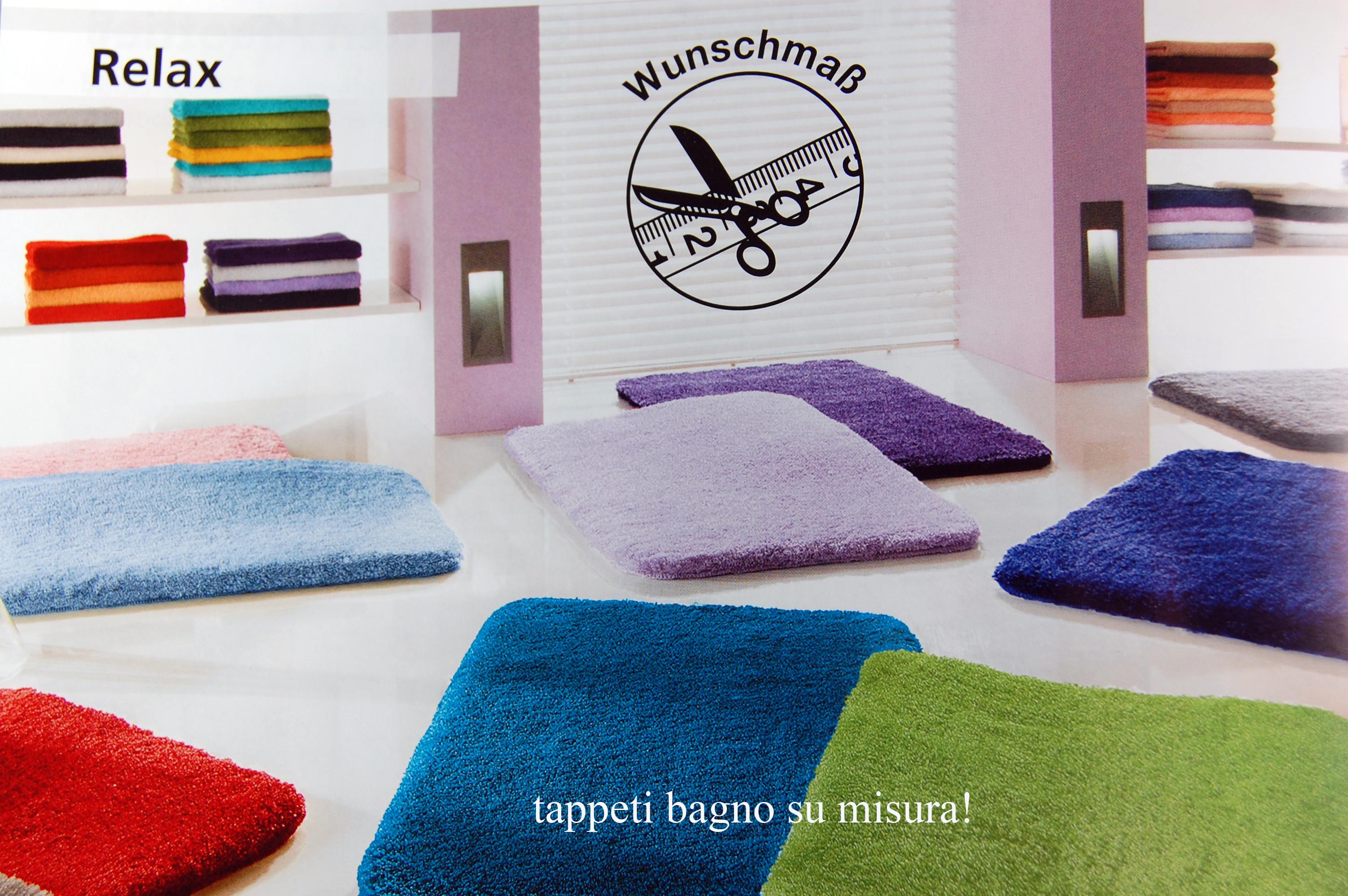Tappeti bagno su misura idee per il design della casa for Tappeti bagno ikea